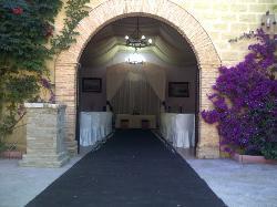 Interior Hacienda Doña María
