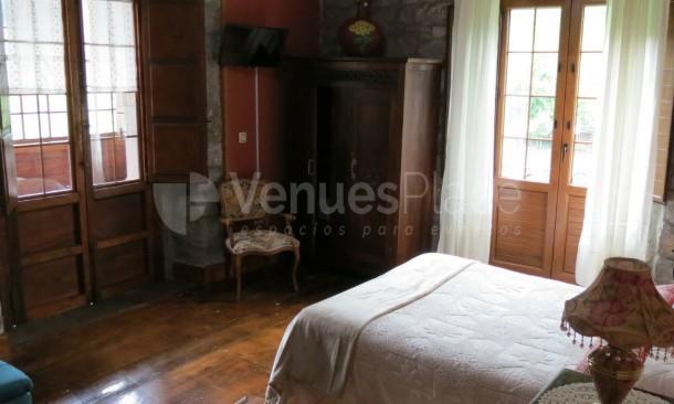 Interior 5 en  La Casona de Belmonte