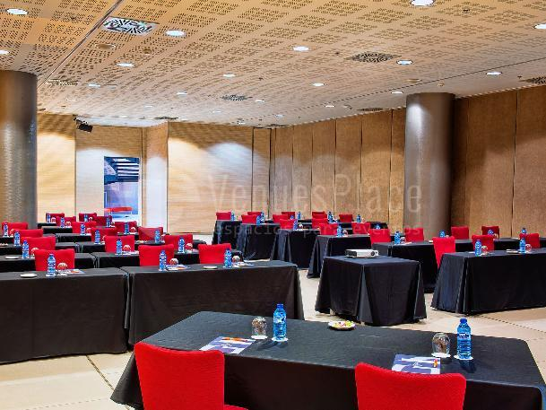 Montaje 6  eventos corporativos en Hotel Fira Congress