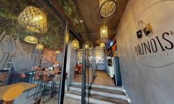 Interior 17 en Brindis Bar