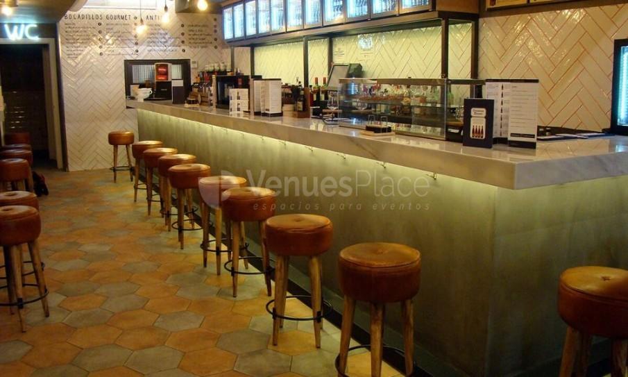 Interior 15 en Brindis Bar