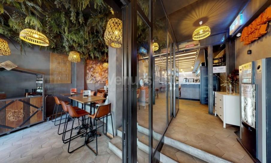 Interior 14 en Brindis Bar