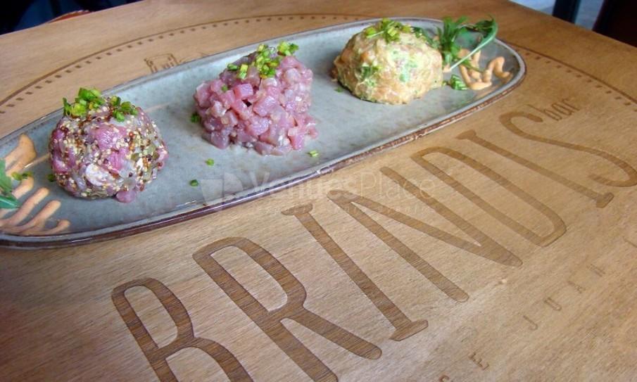 Menú 1 en Brindis Bar