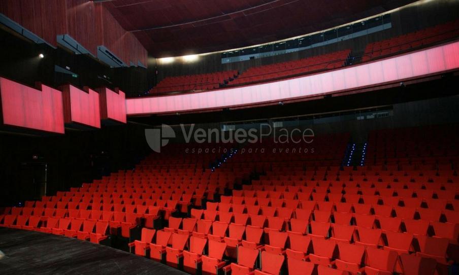 Interior 3 en Teatros Canal