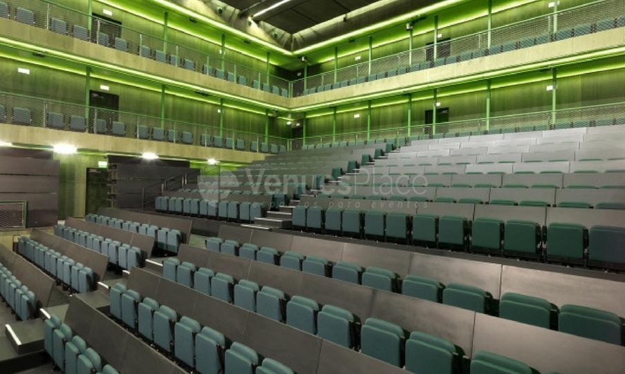 Interior 2 en Teatros Canal