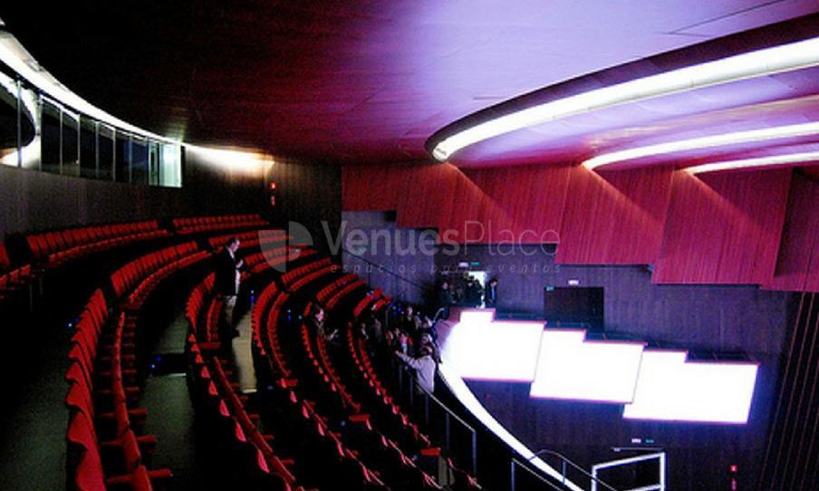 Interior 4 en Teatros Canal