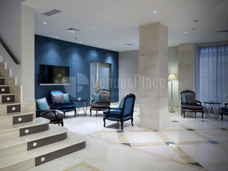 Interior 3 en Hotel Eurostars Casa de la Lírica