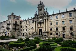 Hospedería San Martín Pinario en La Coruña