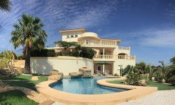 Villa Mar de Azahar en Provincia de Alicante