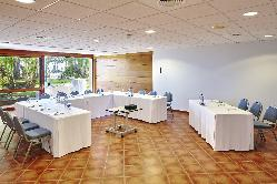 Montaje en U eventos de empresa en el  Hotel THB Los Molinos****