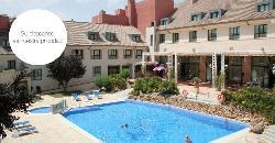 Hotel Antequera Golf en Provincia de Málaga