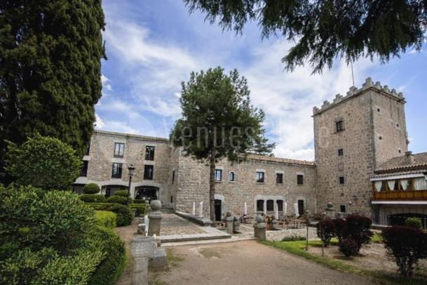 Celebra tu evento de empresa en un Palacio del siglo XVI en Parador de Ávila