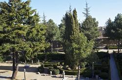 Jardines para tus eventos de empresa en Parador de Ávila