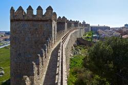 Tu evento con vistas a las Murallas de Ávila en Parador de Ávila