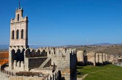 Disfruta del entorno de Parador de Ávila