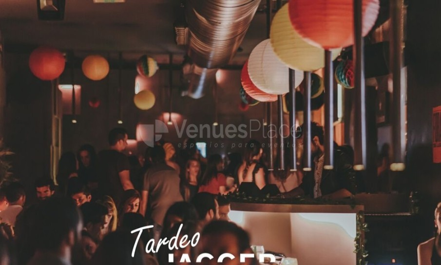 Fiesta privada en Jagger Club