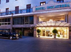 Hotel Inglaterra en Provincia de Sevilla