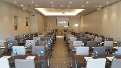 Sala Ámbar Montaje Escuela Altafulla Mar Hotel