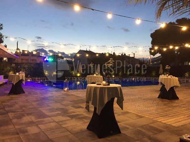 Montaje 8 en Altafulla Mar Hotel