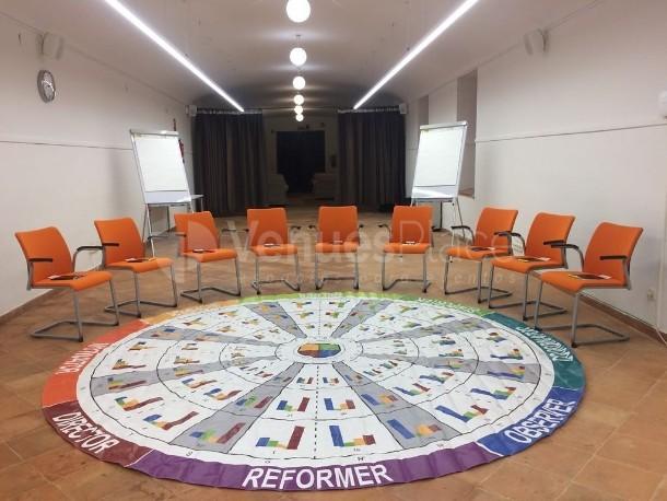 Interior 8 en Espacios Euroforum