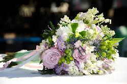 ¿Pensando en la decoración floral de vuestra boda?