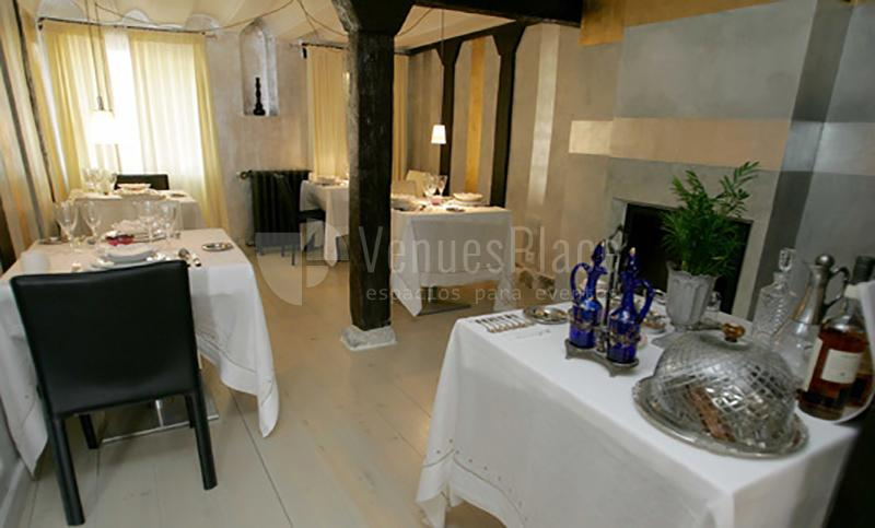 Interior Hotel Valle de Oca
