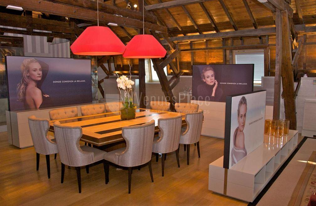 Reuniones, juntas de accionistas y otros eventos de empresa en Fundación Pons