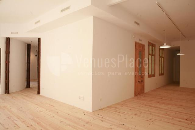 Interior 1 en Piso para eventos cerca de Chueca