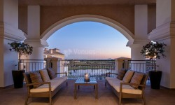 Exterior 2 en Hotel DoubleTree La Torre Golf & Spa Resort