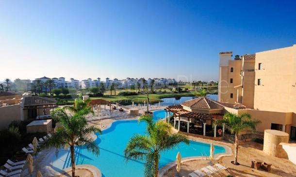 Exterior 7 en Hotel DoubleTree La Torre Golf & Spa Resort
