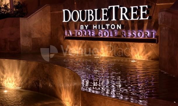 Exterior 10 en Hotel DoubleTree La Torre Golf & Spa Resort