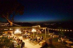 Noche en la terraza Sunset  en El Mirador de Can Cases