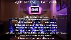 Catering en Bar Tula