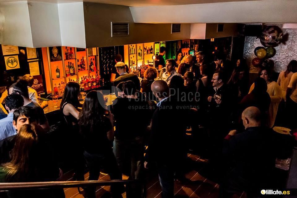 Montaje 3 en Bar Tula
