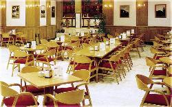 cafetería del Hotel Scala