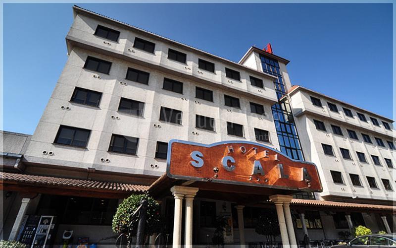 Exteriodel Hotel Scala