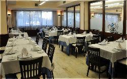 restaurante del Hotel Scala