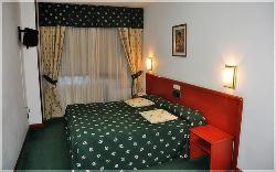 habitación en Hotel Scala