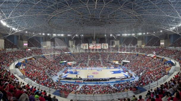 Iradier Arena