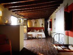 Interior Hotel La Casa Grande