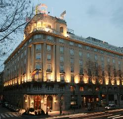 Hotel Wellington en Madrid-centro