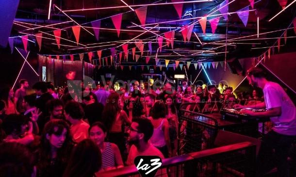 Ambiente La 3 Club