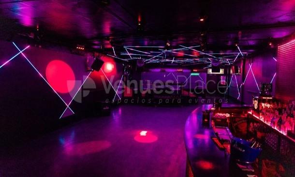 Interior La 3 Club