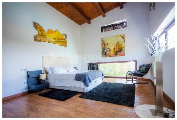 Interior 3 en Villa Shela