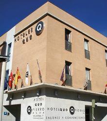 HOTEL QUO FIERRO en Tres Cantos