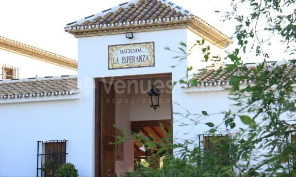 Exterior 8 en Hacienda La Esperanza