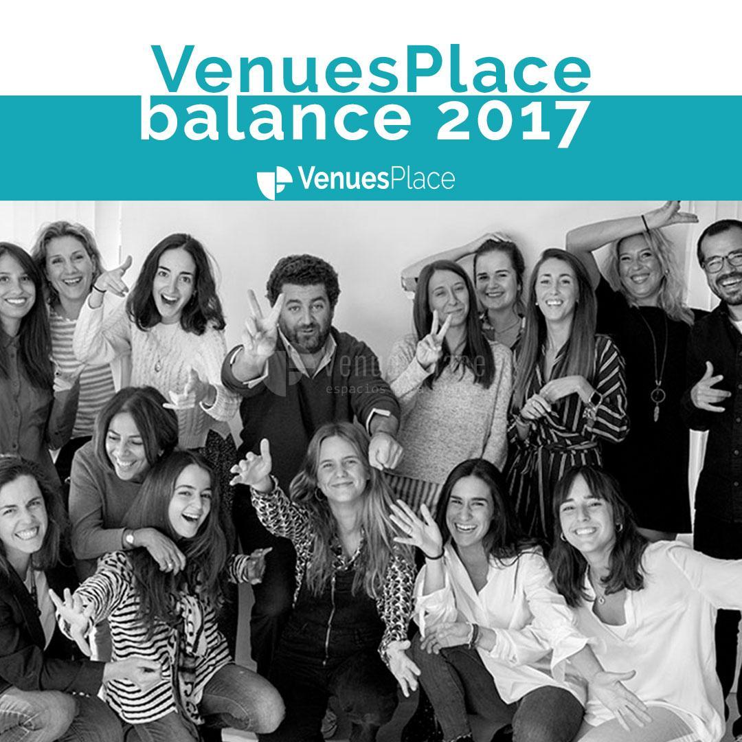 VenuesPlace Balance 2017
