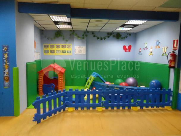 Divertidea Parque infantil