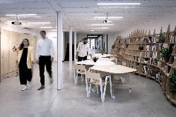 Interior 13 en The Catalyst Space