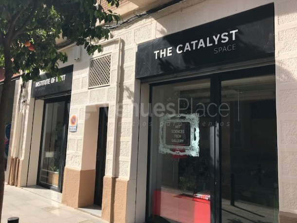 Exterior 1 en The Catalyst Space